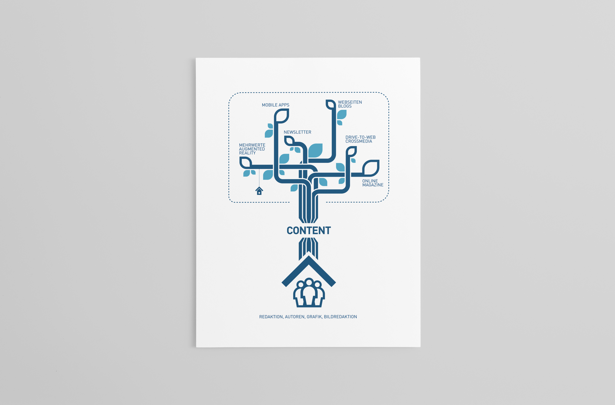infographic design for journal international